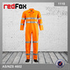 waterproof insulated safety orange work coveralls