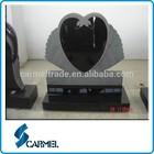 Popular Granite Heart Tombstone/Small Headstone