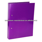 High Quality A4 Paper Colorful Metal B5 Ring Binder,Paper Folder