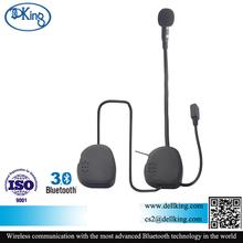 Bluetooth intercom headphone/earphone for motorcycle helmet