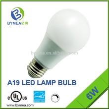 Epistar, Edison, Cree, Samsung 6w 8w 10w led bulb with CE, ROHS, TUV