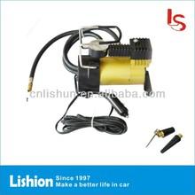 150PSI good compact steel powerful car air compressor flat tires repair tool