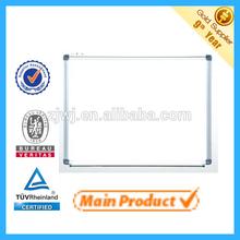 Aluminum frame magnetic ceramic whiteboard white board buy interactive whiteboards