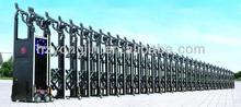 automatic folding sliding gate / Retractable door / Folding Gate