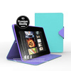flip leather case for Amazon 7 inch tablet pc kindle fire hd 7
