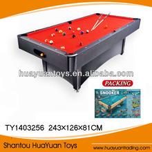 Top Range billiard table snooker table price
