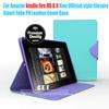 colorful fashion pu leather case for amazon kindle fire hd 8.9