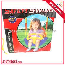 garden safety swing for children