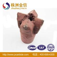 2014 hot sale horseshoe mine drill bit/mining bit spline dia 47-82