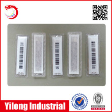 EAS AM 58 khz plastic eas tag with DR inside Tag I retail security tag WD88