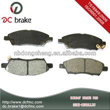 41060-ED525 brake pads for nissan tiida