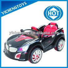 carro elétrico para crianças de plástico carro de brinquedo para as crianças a unidade