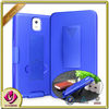China supplier mobile phone accessory of holster combo case for Samsung galaxy note 3