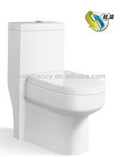 9157 strong power flushing ceramic toilet bowl