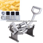 Restaurant Potato French Fry Cutter Machine With four blades