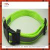 2014 Latest design reflective strip nylon dog collar