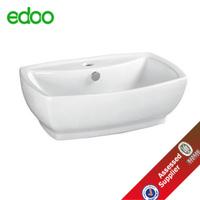 Bathroom design China Xiamen Ceramic basin manufacturer Ceramic sink /toilet hand wash basin / Hungary style art basin