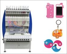 A alta eficiência e de poupança de energia máquina de distribuição para fazer elegante keychain / USB case / caixa do telefone