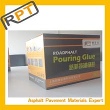 Road crack filler material