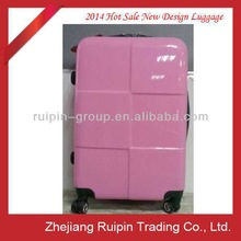 hot sale green pc pink luggage stand for hotels