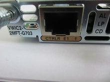 Original Cisco 2-Port 2nd Voice/WAN Int. Card - G.703 module VWIC2-2MFT-G703