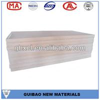 4cm phenolic foam fireproof wall materials