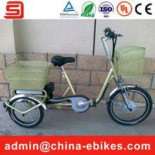 Three Wheel Electric Bike(JST02)