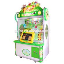 19 Inch Touch Screen Fruit Slicing Arcade Prize Crane Machine