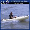 2014 Hison 4 Stroke jet engine fiberglass canoe manufacturers