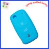 good quality vw polo skoda bora cheap silicone rubber car key cover case shell protector remote silicone key cover case for vw