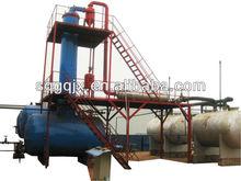 waste oil to diesel distillation plant ,oil refinery machine, waste engine oil to diesel and gasoline oil distillation plant