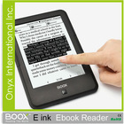 New 2015 eReader Android 4.2 Front Light Wifi Multi-language Support