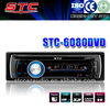 1 Din Detachable Front Panel Car DVD Player Supports VCD/ CD/MP3/ AMFM Tuner/USB/SD/MMC STC-6080