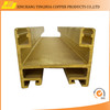 High quality extrusion profile price for brass sheet