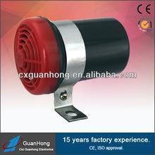 100% Waterproof Piezo Siren ,105db buzzer Alarm GP-07sirens