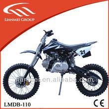 110cc Lifan engine dirt bike for cheap sale quality control