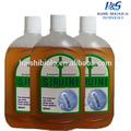 Désinfectant alcool isopropylique/gros liquide antiseptique désinfectant alcool isopropylique de haute qualité à bas prix
