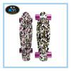 22'' New Water Transfer Plastic Fish Penny Skateboard Mini Cruiser