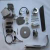 Gas Motor Bike Kit, Moped Bicycle Engine 70cc