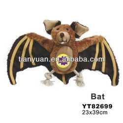 Cute Bat Shape China Manufacturer Custom Plush soft toy