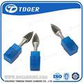 herramientas de corte de laboratorio dental fresa de carburo