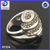 fashion jewelry ring stainless steel silver ring designs wholesale jewelry alibaba express turkey