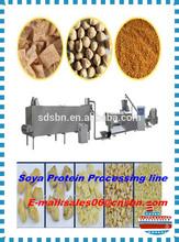 Textured Soya Protein Making Machine Machinery Parameter