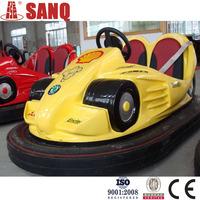 Amusement park bumper car rides for selling/popular kids bumper car kiddie rides used theme park