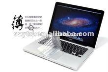 Ultra-thin TPU Keyboard Skins For Mac