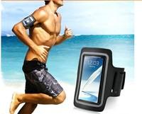 Hot sport armband jogging case for Samsung Galaxy Note 3 N9000 N9005 2 N7100 N7102