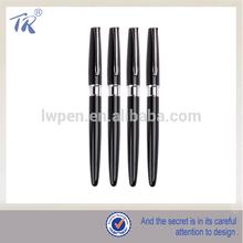 Fancy Metal Gel Ink Signature Pen Roller Ball Pen