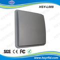 De largo alcance de lectura 6 m 860 mhz - 960 mhz inteligente rfid wifi lector de tarjetas con demostración software y SDK