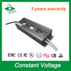 24v 100w led driver constant voltage with CE SAA certificate to Europe and Australia