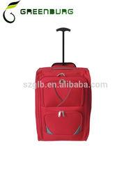 2014 hot sale super light trolley luggage/travel luggage/trolley case